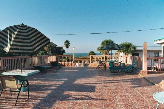 John's Pass Beach Motel Picture