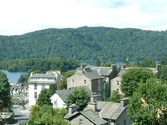 The Hydro Hotel, Windermere: View from the front bedrooms