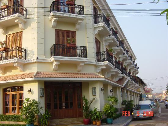 Steung Siemreap Hotel : Steung Siem Reap Hotel