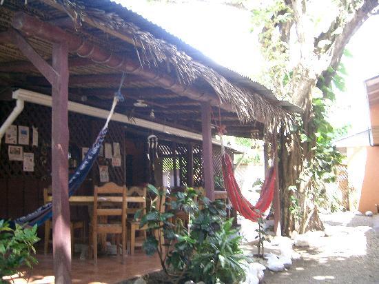Hotel Casa Valeria Samara: Dining Area