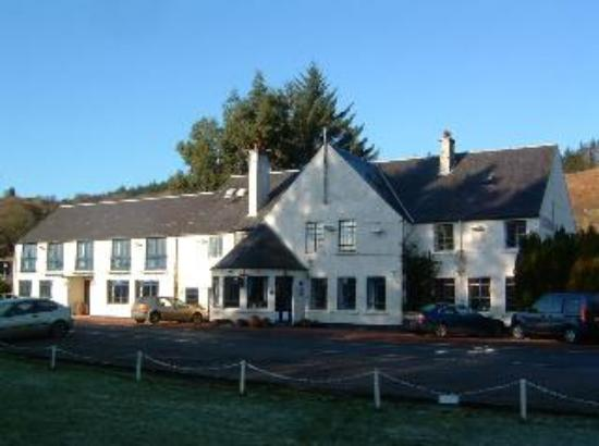 Lochgair Hotel: Always sun shine in Argyll