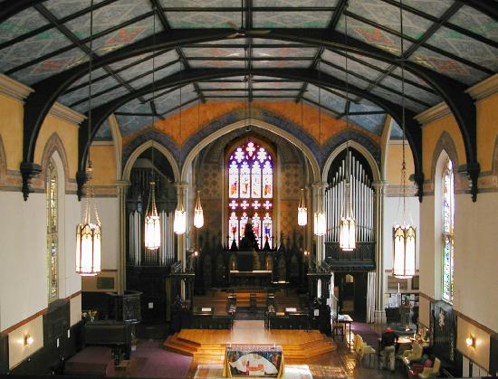 Church Of The Holy Trinity Toronto Tripadvisor