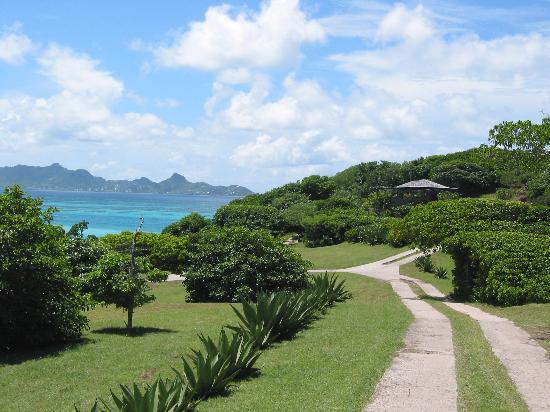 Petit St. Vincent Resort: Our cottage#2