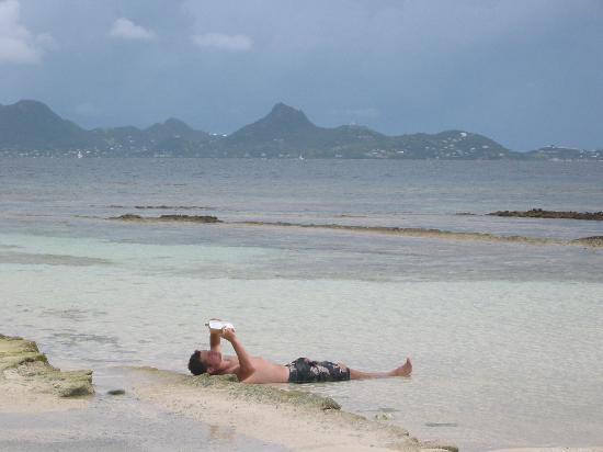Petit St. Vincent Resort: St. Richard Island