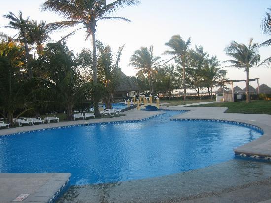 Club Maeva Tampico Miramar: Pool