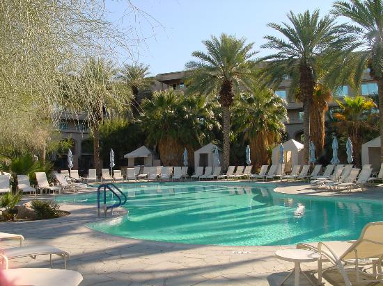 Indian Wells, Kaliforniya: Family Pool