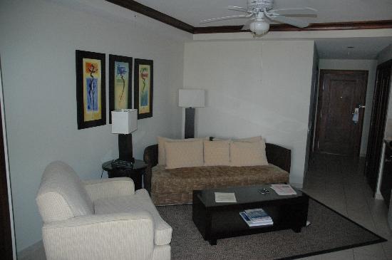 Bucuti & Tara Beach Resort Aruba: View from bedroom