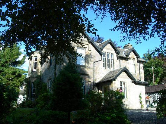 Lubnaig House: Exterior of Lubnaig House