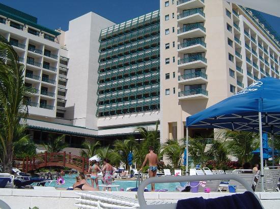 Window View - Hilton Barbados Resort Photo