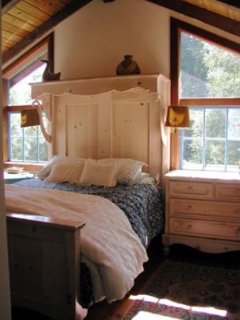 Rosemary Cottages: Fir Tree bedroom