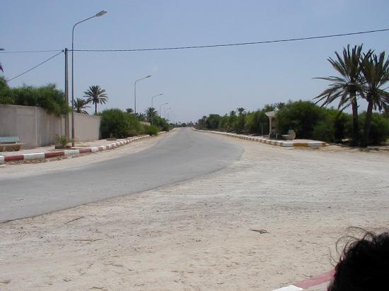 Kerkennah Islands, Tunisie : rush hour
