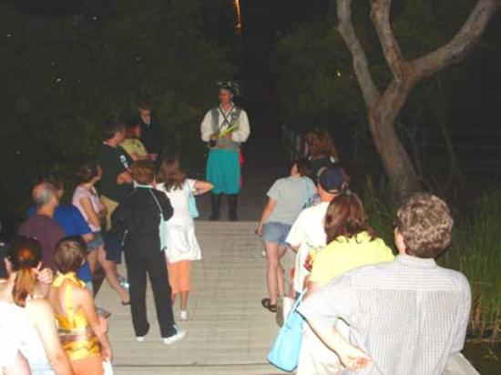 Ghosts and Legends Theatre: Myrtle Beach Ghost Walk