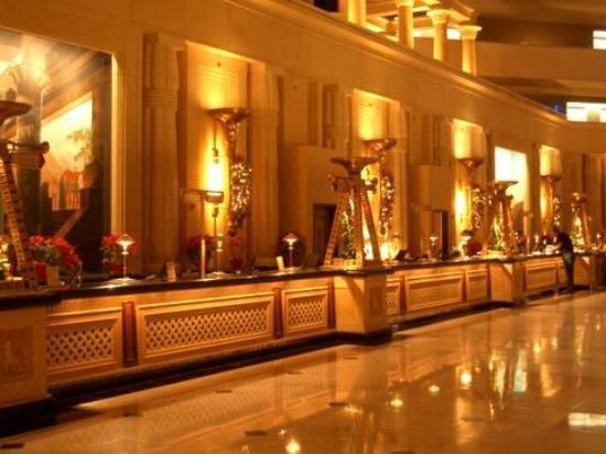Luxor Las Vegas The Front Desk