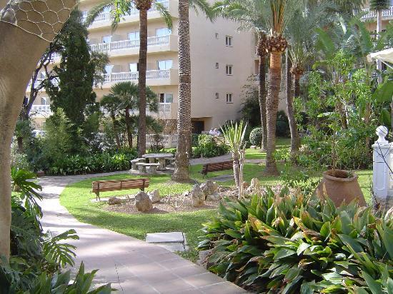 Hotel Best Siroco: garden