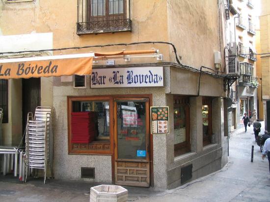 Toledo, España: Bovida