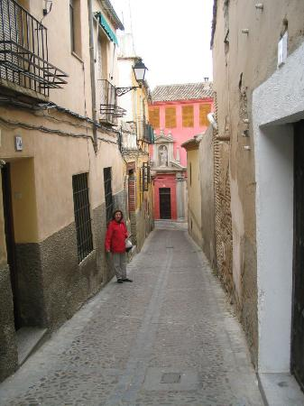 Toledo, España: Narrow Streets