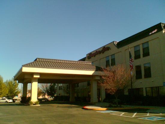 Hampton Inn Sacramento/Rancho Cordova: Outlook
