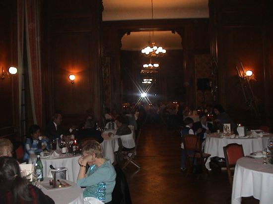Hotel Chantilly: grand resto