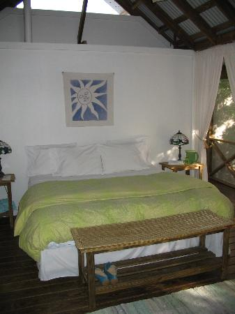 Tiamo Resort: cabin interior