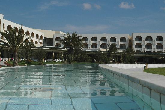 IBEROSTAR Averroes: The Wonderful Swimming Pool!