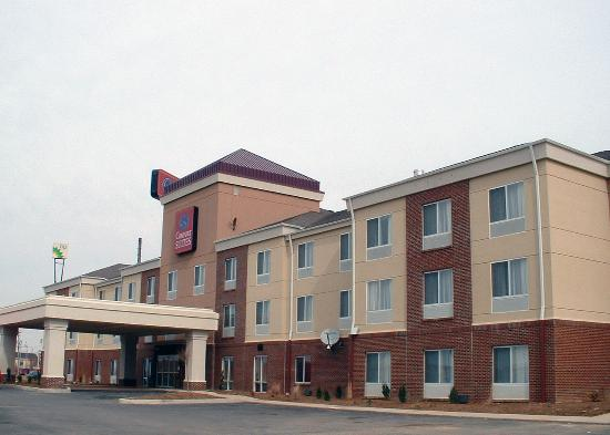 Comfort Suites Mount Vernon Photo