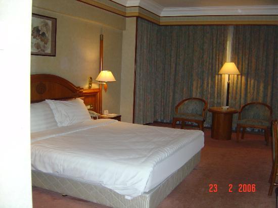 Gitic Riverside Hotel : room1