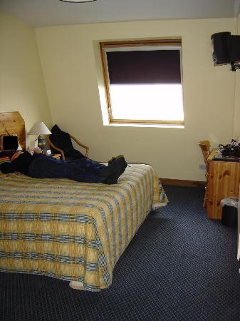 Camden Deluxe Hotel: Hotel room