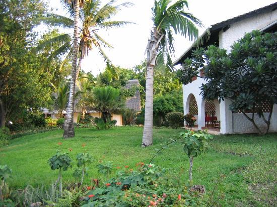 Pinewood Beach Resort & Spa: Pinewood gardens