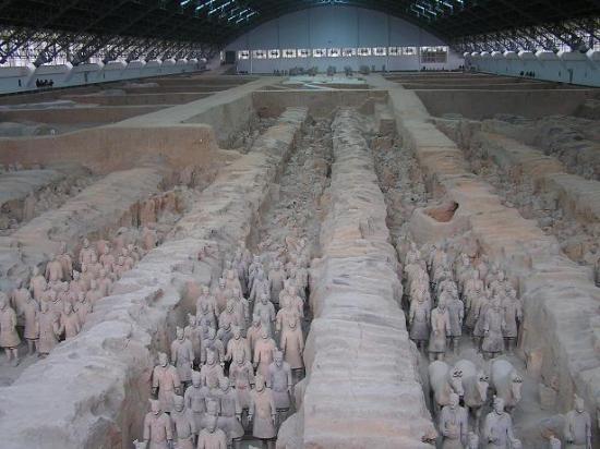 Museo de los Guerreros de Terracota y Caballos de Qin Shihuang: Breathtaking sight