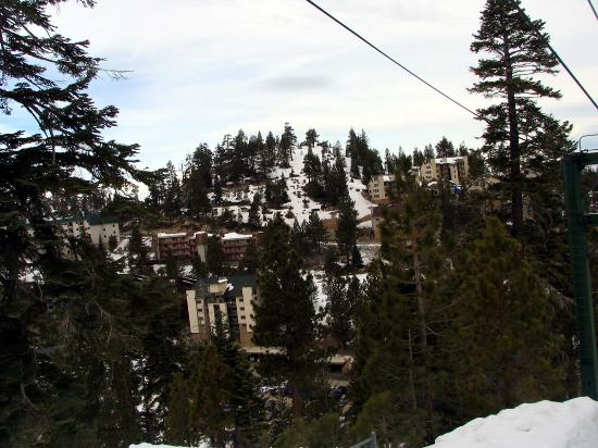 Ridge Pointe Tahoe: Up on top