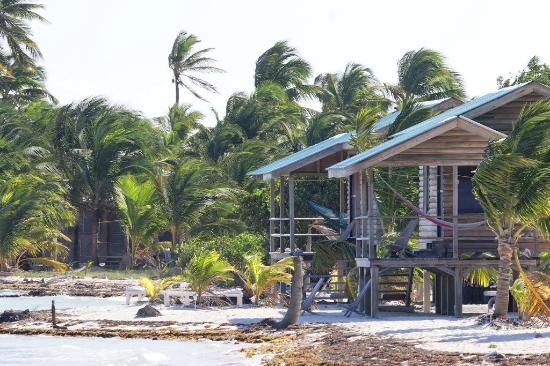 Isla Marisol Resort: Cabanas