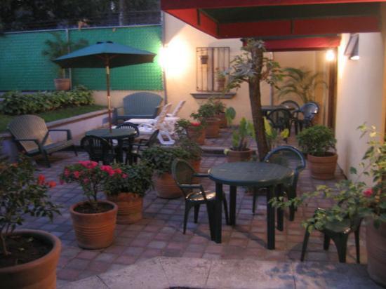 Hotel Antigua Posada: Charming