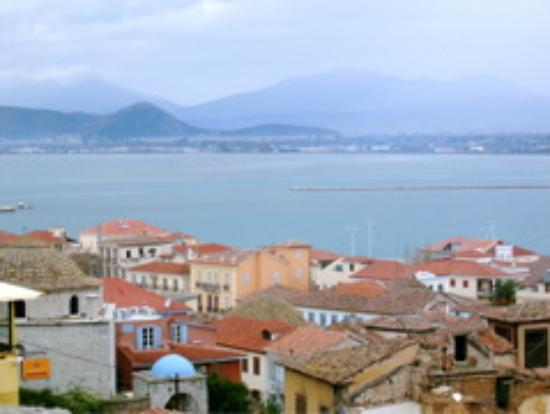 Pension Marianna: view from hotel