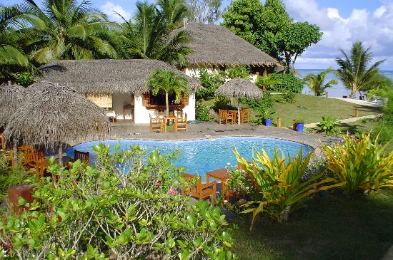 Etu Moana: Pool & bar