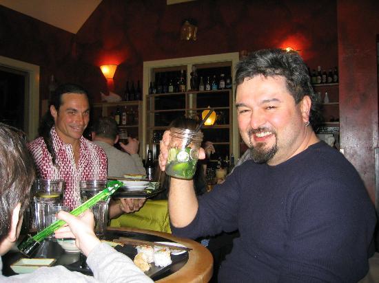 Hongas: Me and My Mojito.......