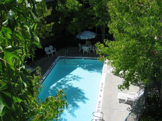 Motel 6 Sunnyvale North: M6 Sunnyvale pool