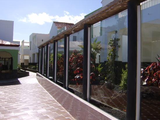 Caleta Paraiso Apartamentos : entrance