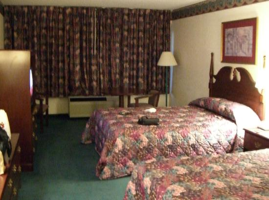Holiday Inn Express Dahlonega: Room 315