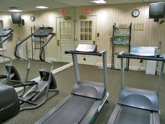 Residence Inn Boston Franklin : Exercise Room