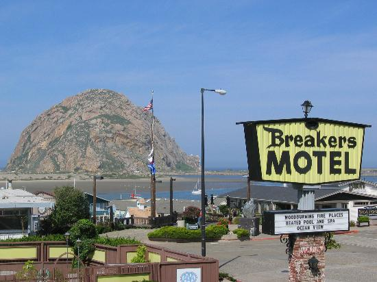 The Landing at Morro Bay: View from room