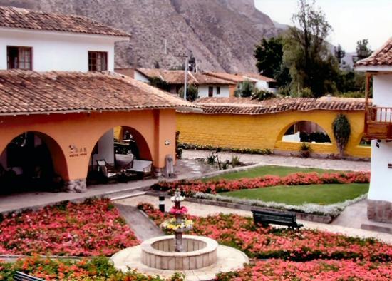 Sonesta Posadas del Inca Yucay: Courtyard.
