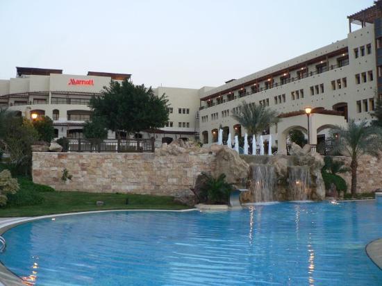 Jordan Valley Marriott Resort & Spa: One of the pools