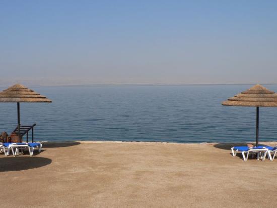 Jordan Valley Marriott Resort & Spa: The beach