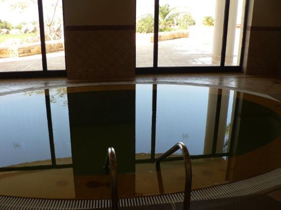 Jordan Valley Marriott Resort & Spa: The Spa (dead sea pool)