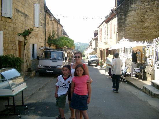 Sarlat-la-Canéda, Frankrig: Domme