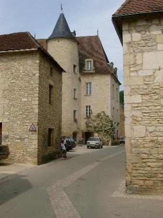 Sarlat-la-Canéda, Frankrig: Daglan