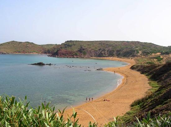 Menorca, Spain: Playa de Cavalliera