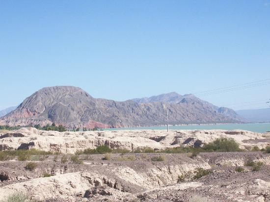 Province of San Juan, الأرجنتين: Vista desde el camimo