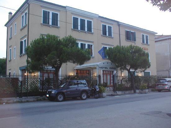 Hotel Villa Orio: hotel orio exterior