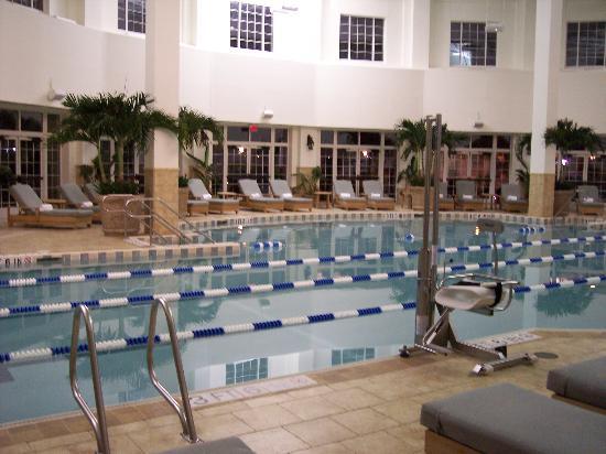 Indoor Pool Picture Of Gaylord Opryland Resort Convention Center Nashville Tripadvisor